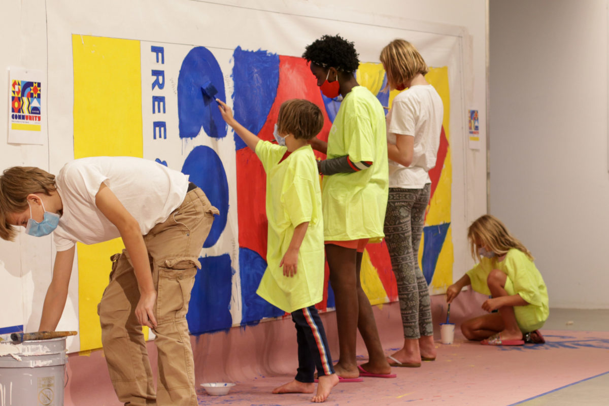 Mural Design Elementary School